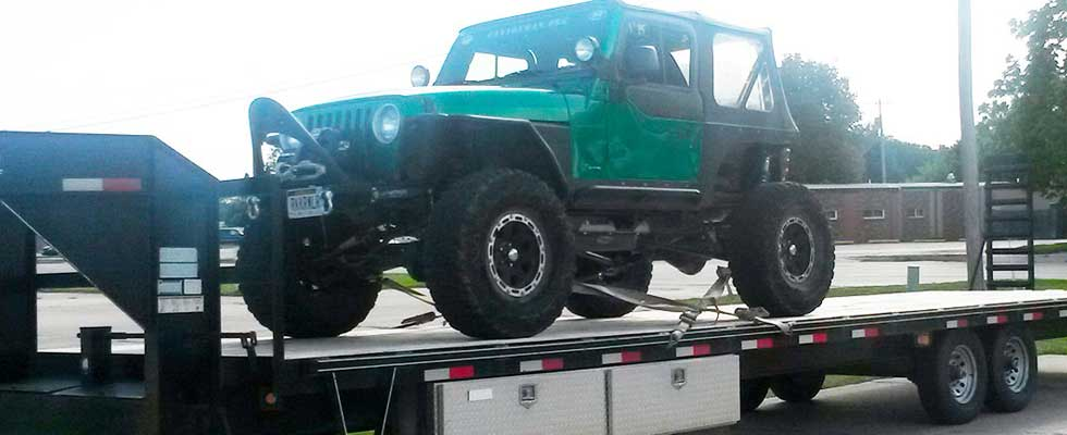 Jeep & Truck Accessories in in Norfolk NE